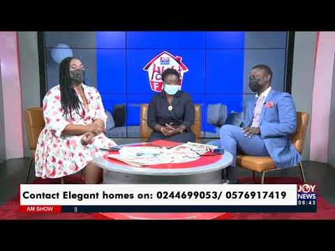 Habitat Fair 2021: Elegant Homes to give mouthwatering discounts to patrons - AM Show (8-9-21)