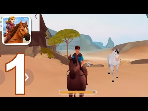 Horse Adventure: Tale of Etria - Gameplay Walkthrough Part 1 (iOS, Android)