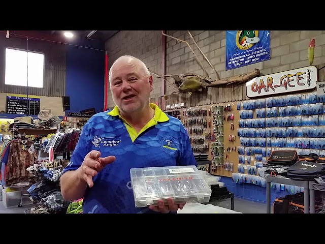 REDFIN MEGA PACK - another great deal from Compleat Angler Wagga!