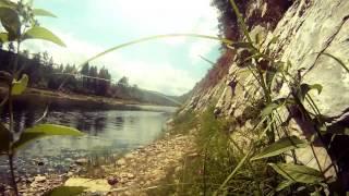 сплав по Белой(наш маленький ролик о сплаве по башкирской реке Белая в июле 2014 года. видео,монтаж и цветокорр сделаны мной..., 2014-08-02T15:54:25.000Z)