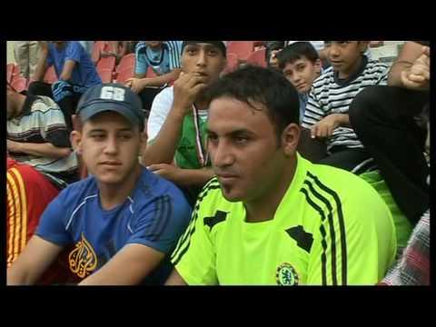 Iraqi football returns to Baghdad - 13 Jul 09