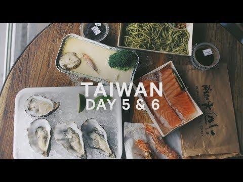 Taiwan Vlog: Day 5 & 6