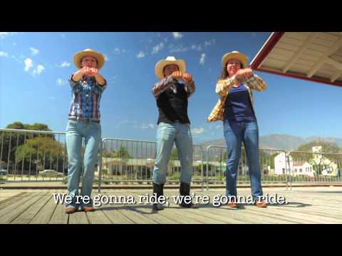 Sonwest Roundup Music Video - VBS 2013