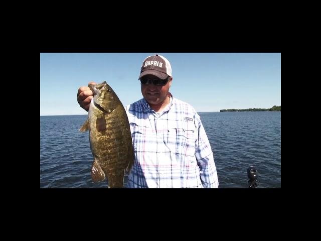 TONY ROACH FISHING REPORT MILLE LACS LAKE MID JULY 2017