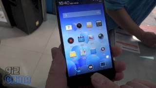 Meizu MX2 first hands on Gizchina