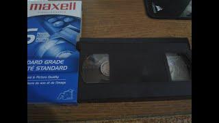 A Strange VHS I Found