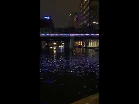 San Antonio Riverwalk - Rio boat ride full video| | Latest - Christmas 2017