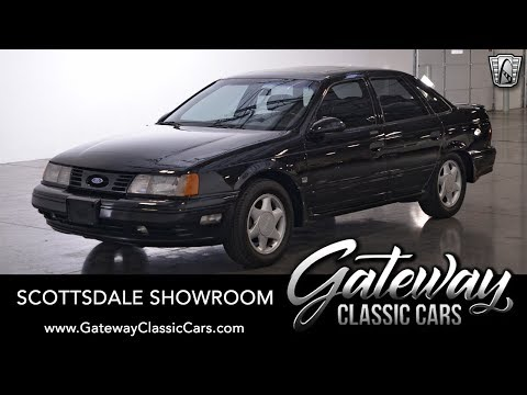 1990 Ford Taurus SHO For Sale Gateway Classic Cars Of Scottsdale #581