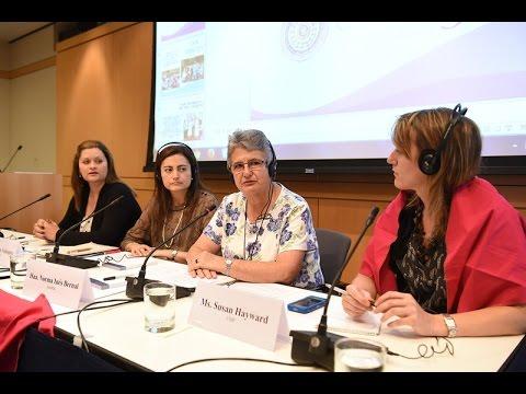 Women Working Towards Reconciliation (English)