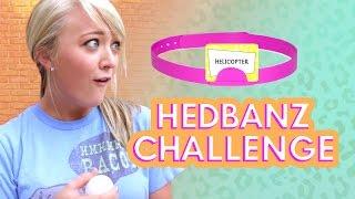 HEDBANZ CHALLENGE! - Meghan McCarthy Vs. Joey Ahern Thumbnail