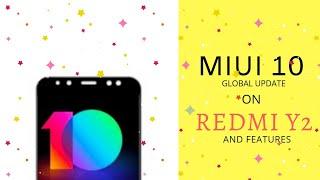 Redmi y2 software update