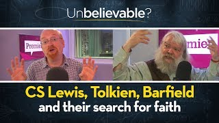 The faith of CS Lewis, JRR Tolkien & Owen Barfield. Malcolm Guite & Mark Vernon on The Inklings