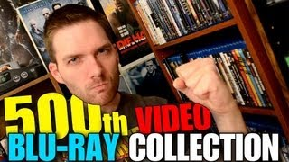 500th Video - BLU-RAY COLLECTION!!
