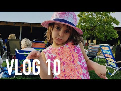Vlog 10: Mazzy's Recital and Harlow's Descendants 2 Recap