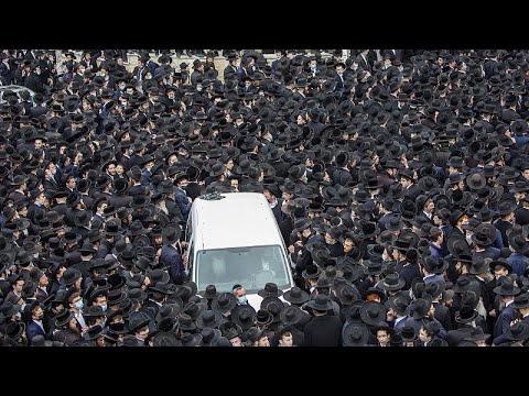 Corona-Verstoß: Tausende Ultra-Orthodoxe