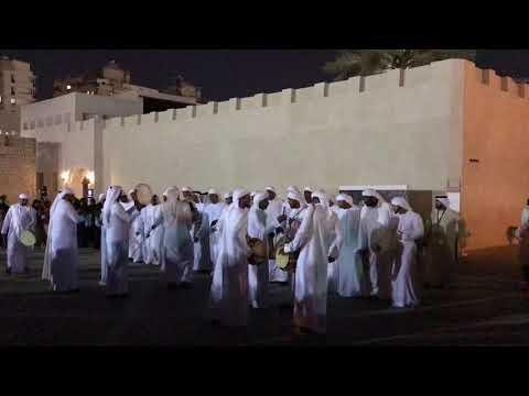 Traditional Arab dance Folk Music in Sharjah