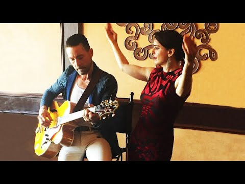 Blood & Wine - Exotic Wizard - Yussi - X DOT 25 Music Label - World Fusion New Age Guitar Flamenco
