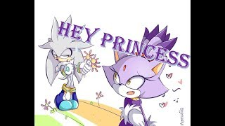 Silver And Blaze Hey Princess