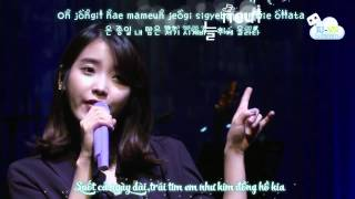 [Vietsub+kara] See you on Friday - IU [2014 Small Theatre Concert]