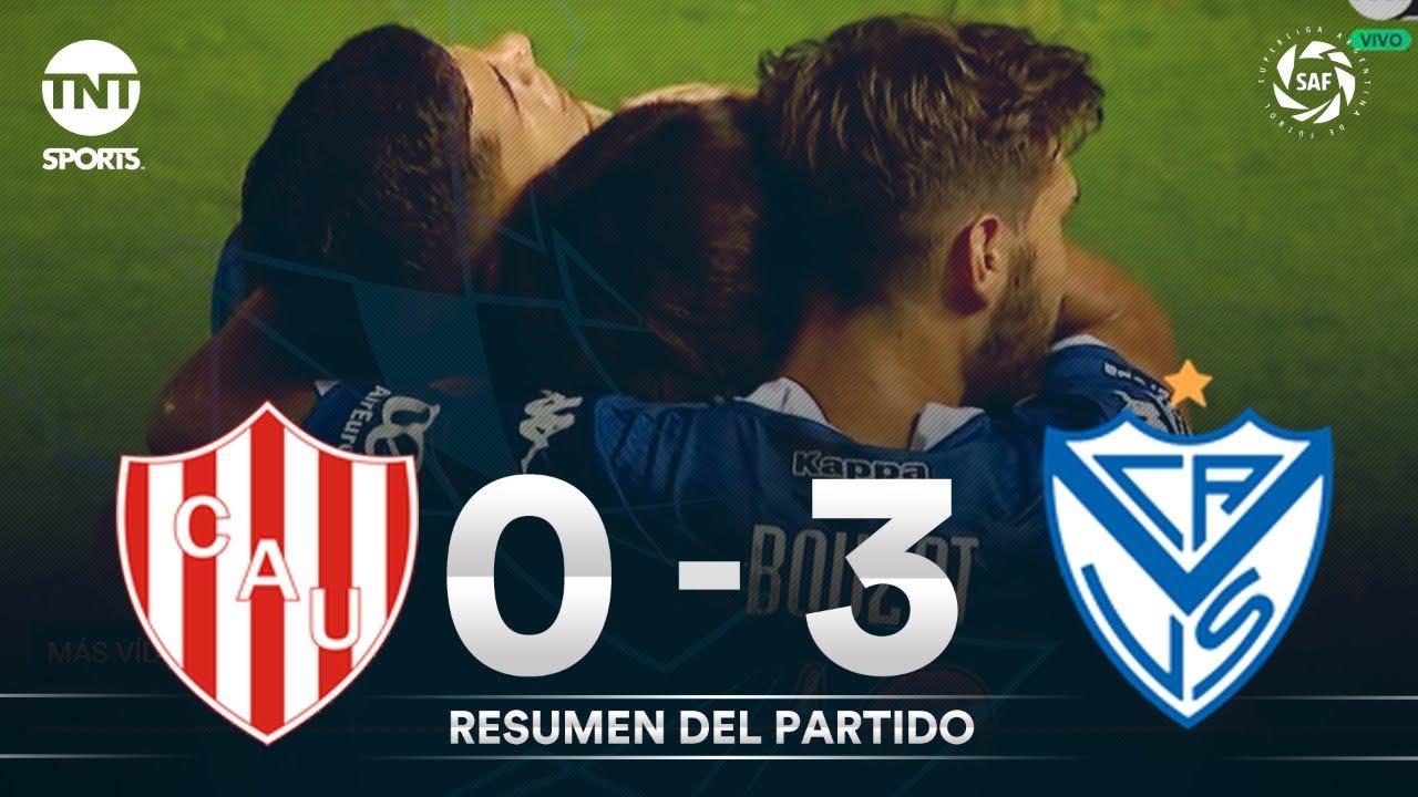 Resumen de Unión SF vs Vélez Sarsfield (0-3) | Fecha 23 - Superliga Argentina 2019/2020
