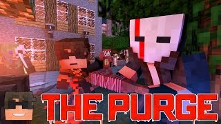 A Survival Story Begins | Minecraft THE PURGE Roleplay | Episode 1
