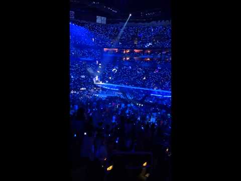 Taylor Swift speech before singing Clean. 1989 World Tour Louisville, KY. 6.2.2015