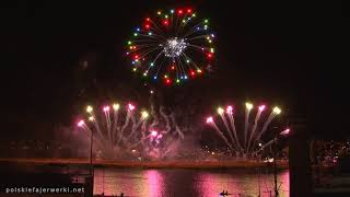Pyromagic 2018 - Pyrotex Fireworks (Anglia) - 11.08.2018