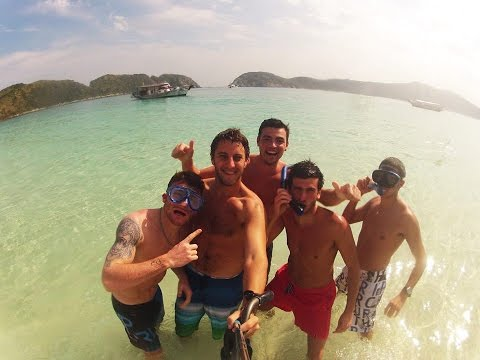 Viaje a BRASIL 2014  I  GoPro travel video