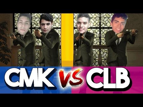 CMK VS CLB | Batalla de Crews! | Batallas De Gallos