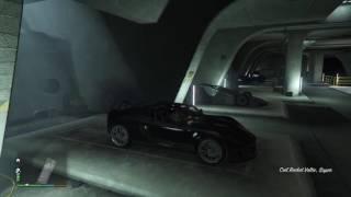 GTA 5 - Special Vehicles garage under Car warehouse