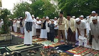 Download lagu Syech Asalbanjar Imam Shalat Idul Adha 1439 H di Halaman Kantor Bupati HST
