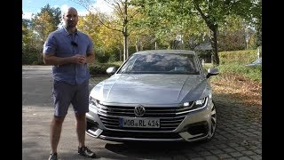 VW Arteon 2.0 TSI - TEST/REVIEW