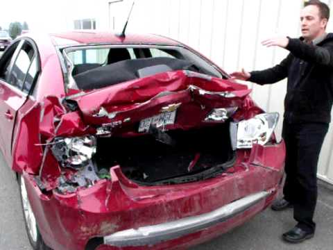 Chevrolet Cruze Accident Youtube