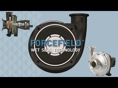 Bomba Centrífuga HYPRO ForceField – Tecnologia de Selo Molhado