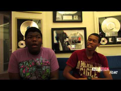 KOLLECTION FILMS PRESENTS IN THE CUTTING ROOM STUDIO WIT TANK & N B L - BEATS FOR SALE