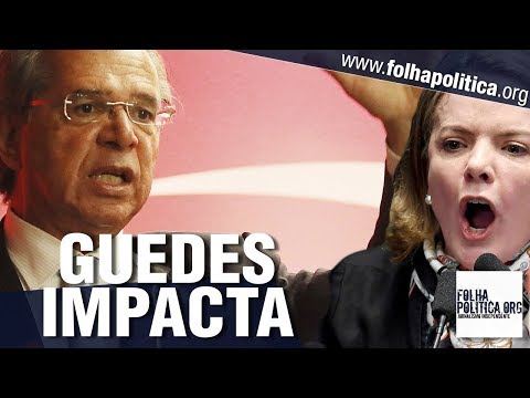 Paulo Guedes faz pronunciamento emocionante em finalização após confronto - Previdência/Bolsonaro