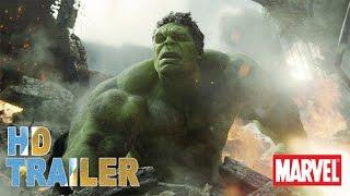 Hulk 3: Coming Back - Trailer (2017) | Mark Ruffalo, Jet Li (Fan Made)