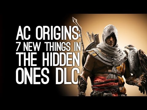7 New Things the Hidden Ones DLC Brings to Assassin's Creed Origins