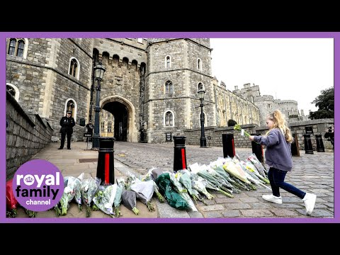 Brits Pay Respects to Prince Philip at Iconic UK Landmarks