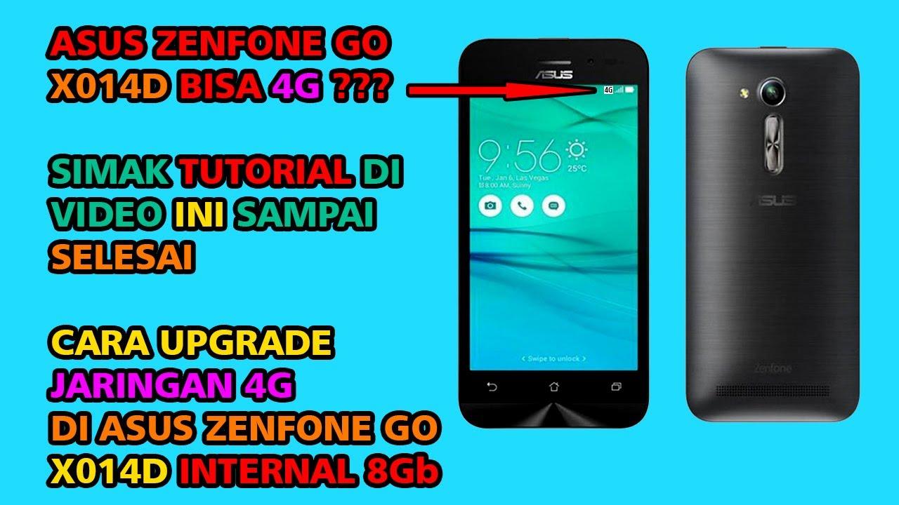 Cara Upgrade Jaringan Ke 4g Di Asus Zenfone Go X014d Zenfone 4 Zenfone C Zenfone 5 Zenfone 6 Youtube