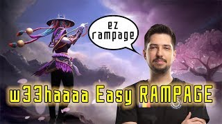 w33haa Templar Assassin Dota 2 Gameplay Highlights 20 kills