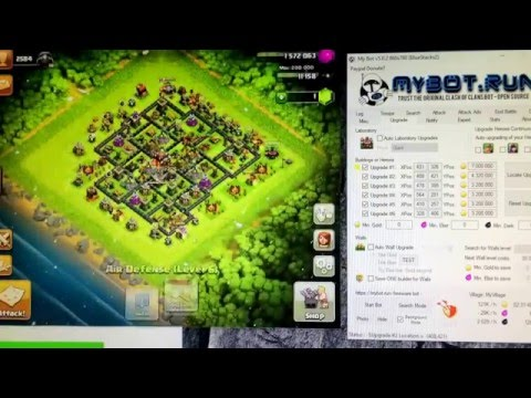MyBot - Best Free Clash of Clans Bot - Clash of Clans bot
