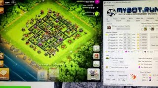 How to use MYBOT.RUN Clash of Clans BOT(PC)