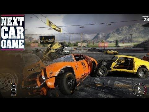 Full Download Next Car Game Tech Demo