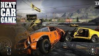 Next Car Game - E04 - Demolition Derby Mode!