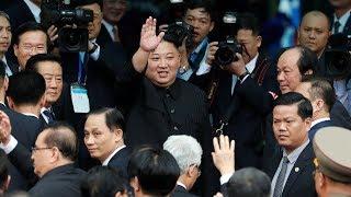Kim Jong Un leaves Vietnam after visit