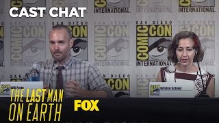 Comic-Con Panel Highlights (Pt.1) | Season 2 | THE LAST MAN ON EARTH