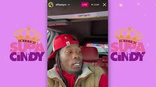 Offset Gets Detained By Police, Cardi B Reacts, Woman Get Played By Her Boyfriend
