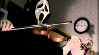 Repeat youtube video played with violin