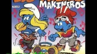Los Pitufos Maquineros - Canta Conmigo (Camela)